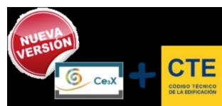 Nueva Versión Complementos CE3X ISOVER CTE