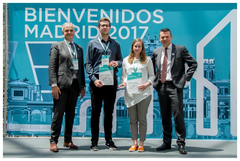 Tercer Premio Concurso Multi-Confort House Saint-Gobain 2017. Premio Estudiantes