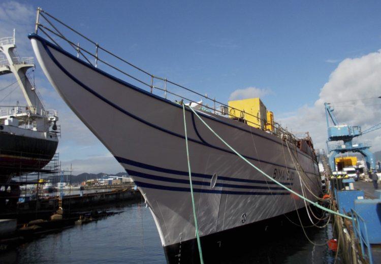 Aislamiento naval